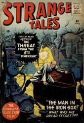 Strange Tales #69