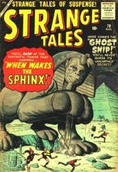 Strange Tales #70