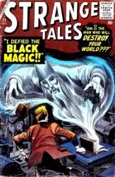 Strange Tales #71