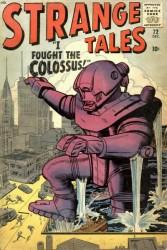 Strange Tales #72
