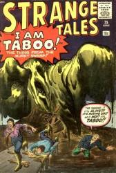 Strange Tales #75
