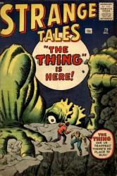 Strange Tales #79