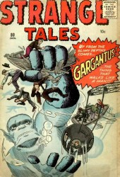Strange Tales #80