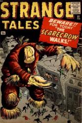Strange Tales #81