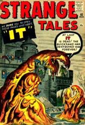 Strange Tales #82