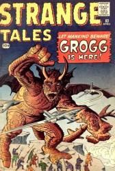 Strange Tales #83