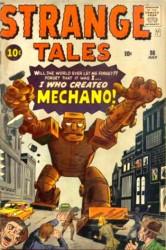 Strange Tales #86