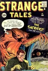 Strange Tales #91