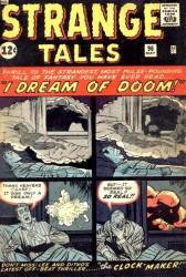 Strange Tales #96