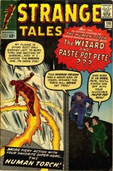 Strange Tales #110