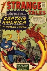 Strange Tales #114