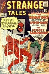 Strange Tales #115
