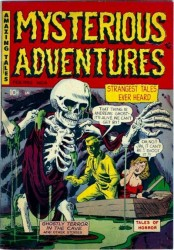 Mysterious Adventures #6