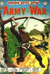 Our Army at War #12