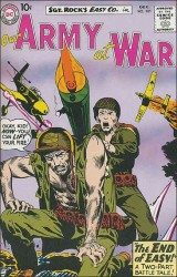 Our Army at War #101
