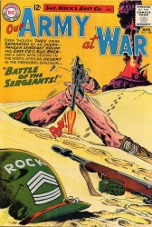 Our Army at War #128 Origin of Sgt. Rock!