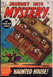 Journey Into Mystery #22