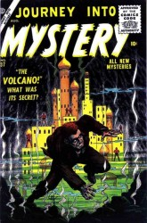 Journey Into Mystery #37