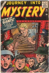 Journey Into Mystery #49