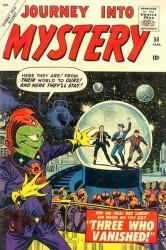 Journey Into Mystery #50