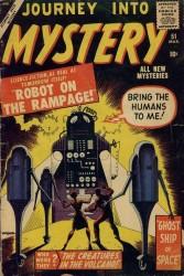 Journey Into Mystery #51