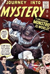 Journey Into Mystery #54
