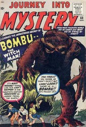 Journey Into Mystery #60