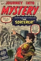 Journey Into Mystery #78 Doctor Strange Prototype!
