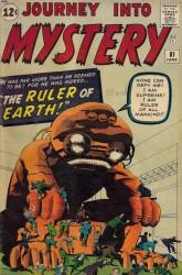 Journey Into Mystery #81