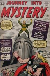 Journey Into Mystery #85