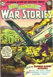 Star Spangled War Stories #3