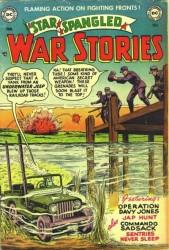 Star Spangled War Stories #6