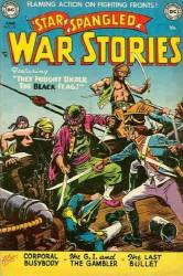 Star Spangled War Stories #10