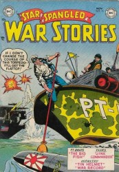 Star Spangled War Stories #15