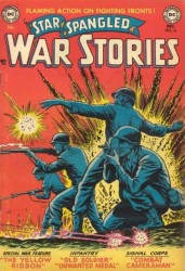 Star Spangled War Stories #16