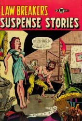 Lawbreakers Suspense Stories #11