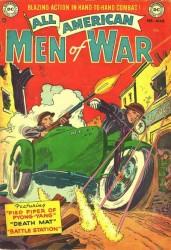 All-American Men of War #3