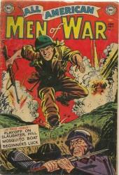 All-American Men of War #5