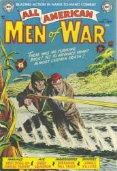 All-American Men of War #6
