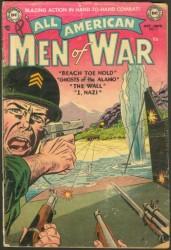 All-American Men of War #7