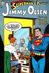 Superman's Pal, Jimmy Olsen #1