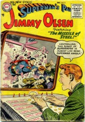 Superman's Pal, Jimmy Olsen #9