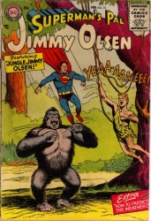 Superman's Pal, Jimmy Olsen #10