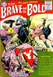 Brave And The Bold #1