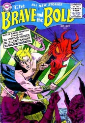 Brave And The Bold #2