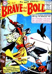 Brave And The Bold #4