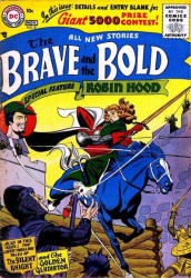 Brave And The Bold #8