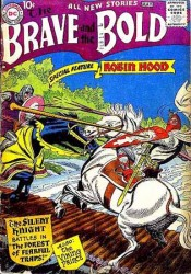 Brave And The Bold #11