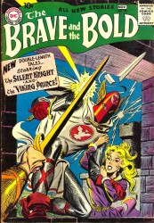 Brave And The Bold #20