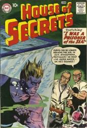House Of Secrets #10